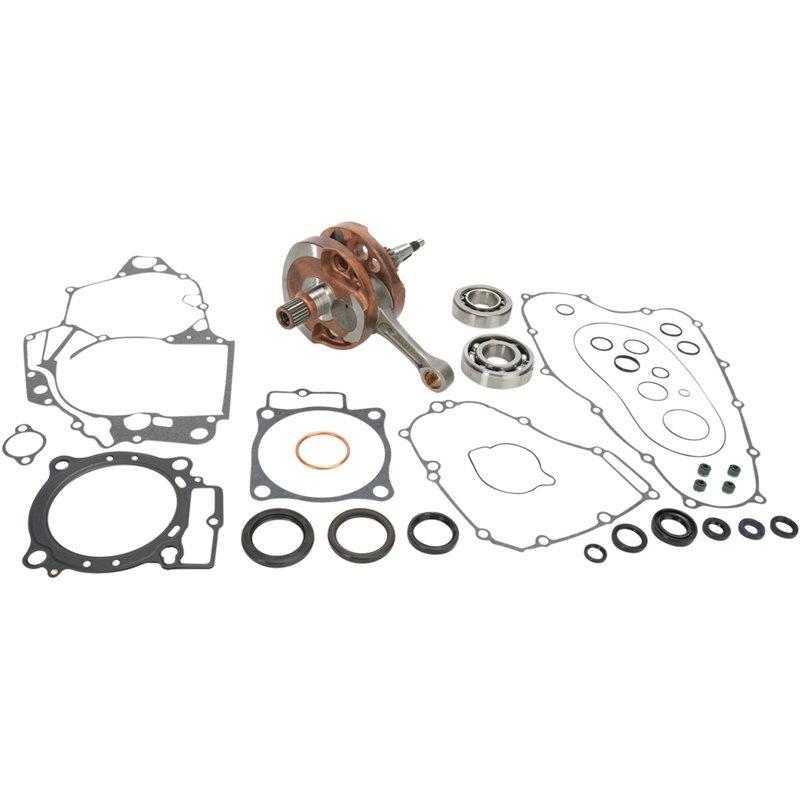 Kit albero motore HONDA CRF450R 09-12 maggiorato 470cc-0921-0381-HOT