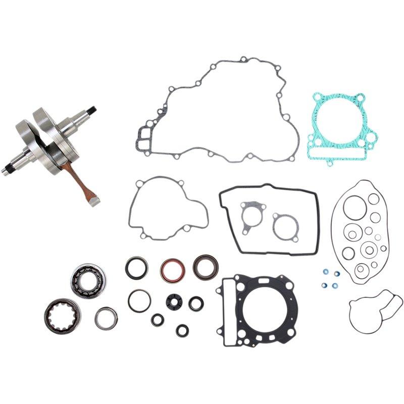 Kit albero motore KTM 250 SX-F 05-10 maggiorato 262cc-0921-0456-HOT