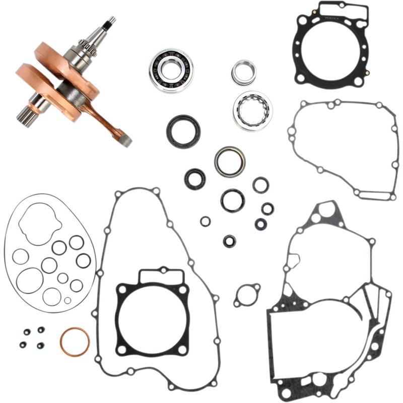 Kit albero motore HONDA CRF450R 13-16 Hot rods-0921-0521-HOT RODS