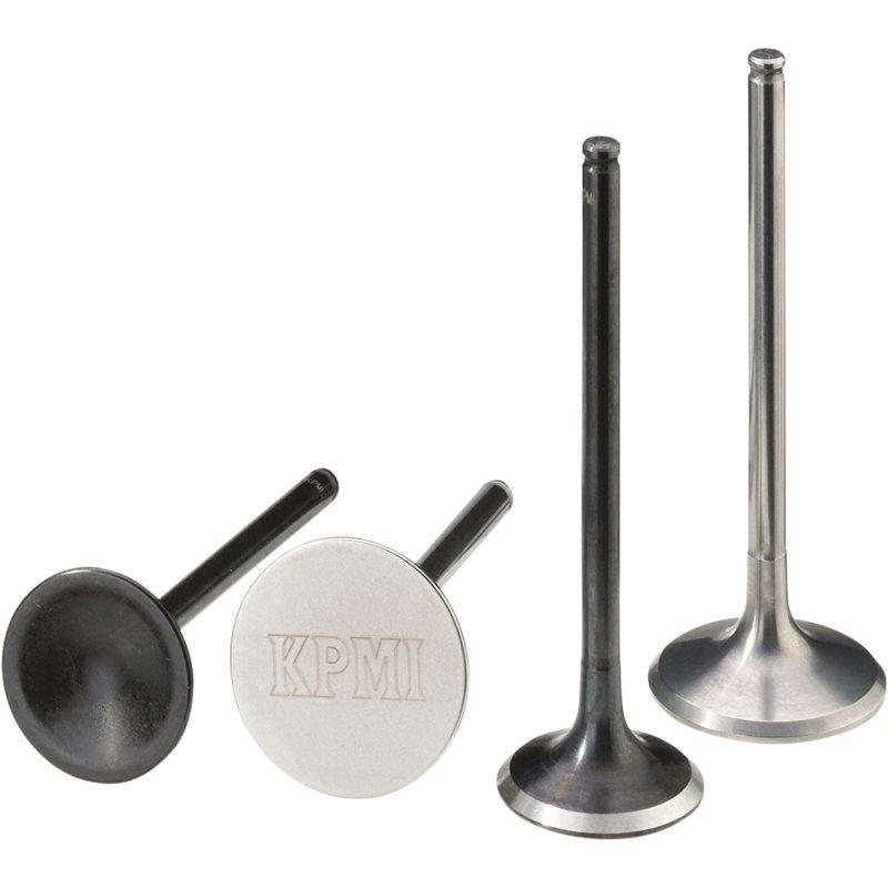 Kit valvole testata HONDA CRF250R 04-07 titanio e