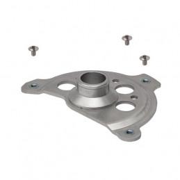 Kit front brake disk housing