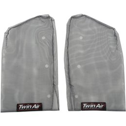 Radiator sleeve  YAMAHA YZ450F 14-17 Twin air