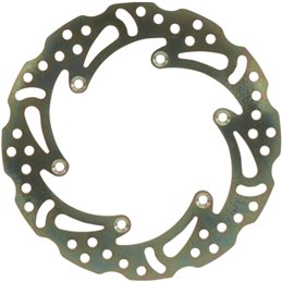 Disco freno posteriore contour SUZUKI RM250 96-98-171100532--Ebc