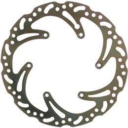 Disco freno anteriore contour HUSABERG TE 300 2T 11-14-171100612--Ebc