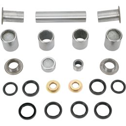 Kit revisione leveraggio YAMAHA WR250F 02-04-A27-1065-Moose racing