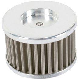 Filtro olio in acciaio KAWASAKI KLX110 03-15 Moose
