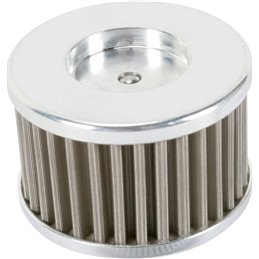 Filtro olio in acciaio KAWASAKI KLX250/300 R/S/SF 94-10 Moose