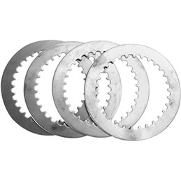 Dischi frizione KAWASAKI KX65 00-17 serie acciaio Prox