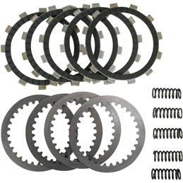 "Kit completo frizione SUZUKI RM 85 (Small17"" Front Wheel) 05-12/15-16 Ebc clutch"