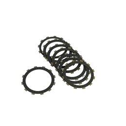 Dischi frizione guarniti CKF carbonio KTM EXC-F 450 (4T/Diaphragm Spring) 13 Ebc
