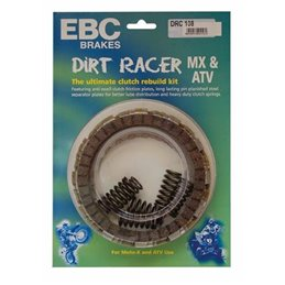 Dischi frizione guarniti con molle KTM 990 Adventure Dakar Edition 11 Ebc clutch