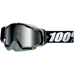 GOGGLE RC ABYSS BK MIR SI