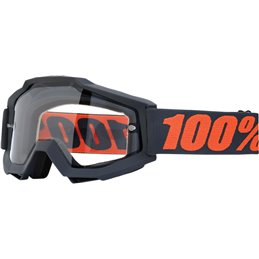 GOGGLE ENDURO GY DBL CL