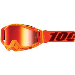 GOGGLE RC MENLO RED/MIR