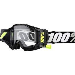 RiMoToShop|Goggle MX GOGGLE Ragazzino W/ROLL OFF BK-100% ricambi per moto