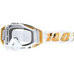 Maschera Racecraft 100% LTD CLR-26012591-100% ricambi per moto