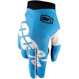Guanti 100% modello ITRACK CY Motocross enduro-33303629-100% ricambi per moto