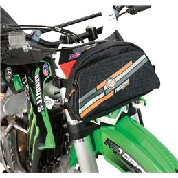 NUMBER PLATE TRAIL PACK BLACK