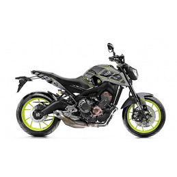 Graphics Kit Stickers YAMAHA MT-09 2015 2017