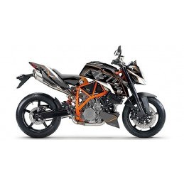 2010 2015 KTM SUPER DUKE 990 R 990 Kit grafiche