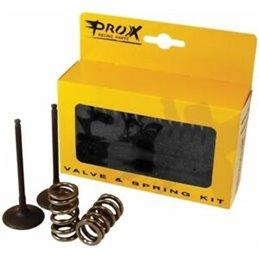 Kit valvole e molle testata SUZUKI RM-Z250 07-17 Lato aspirazione-09261461-PROX