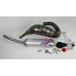 Kit potenziamento HM125 RAVE2, scarico Scalvini e taratura-DS03.0002-SCALVINI racing