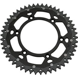 Rear dual sprockets Beta RR 450 05-12 moto mx & enduro
