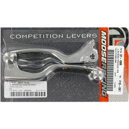 Coppia Leve freno e frizione Competition HONDA CR125R/250R