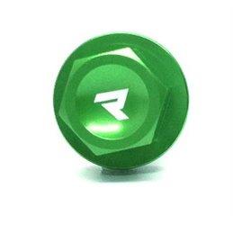 Tappo scarico olio magnetico Kawasaki KX 85 (01-18) verde