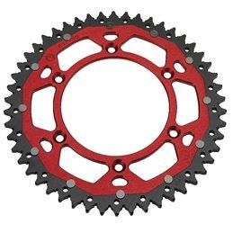 Corona bimetallo HM 125 Rotax 08-15 moto mx & enduro-1210-1508-Moose racing