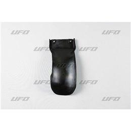 Plaque de boue de choc arriere noir SUZUKI RM 250 89-92