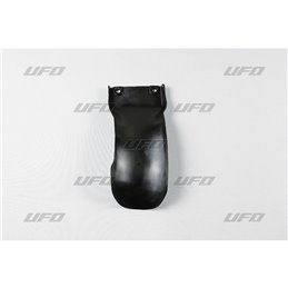 Plastica fango monoammortizzatore nero SUZUKI RM 250 89-92