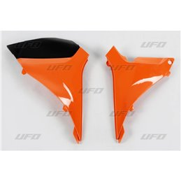 RiMoToShop|Filter case cover KTM 125 SX 12-UFO plast