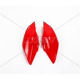 Fianchetti portanumero Honda CRF 450 R 13-16-HO04659-UFO plast