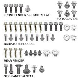 Kit viti plastiche KTM 125 SX 16-19-DS89.5504-NRTeam