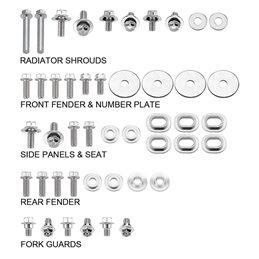 Kit viti plastiche Suzuki RMZ 450 18-19-DS89.5404-NRTeam