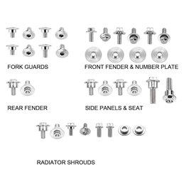 Kit viti plastiche Honda CRF 250 R 18-19-DS89.5104-NRTeam