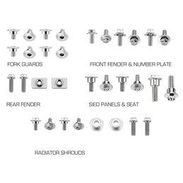RiMoToShop|Plastic screw kit Honda CRF 450 R 13-16-NRTeam