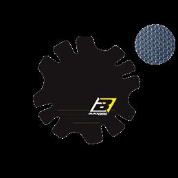 RiMoToShop clutch cover protection sticker Sherco 450 SEF-R 15-20-Blackbird Racing