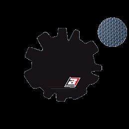 RiMoToShop clutch cover protection sticker Beta RR 350 13-19-Blackbird Racing