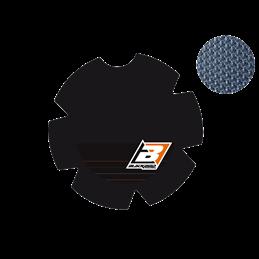 RiMoToShop|clutch cover protection sticker KTM 250 SX-F 16-20-Blackbird Racing