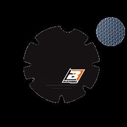 RiMoToShop|clutch cover protection sticker KTM 125 EXC 08-16-Blackbird Racing