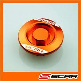 Tappo spia motore cnc KTM 990/1190 Adventure 13-18 Orange SCAR-0940-1185-Scar