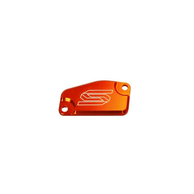 Coperchio serbatoio freno anteriore KTM SX65 14-19-17310464-Scar