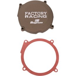 Carter coperchio accensione Factory HONDA CR250R 86-01-SC02-BOYESEN lamelle