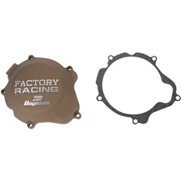 Carter coperchio accensione Factory KAWASAKI KX250 90-04-SC12X-BOYESEN lamelle