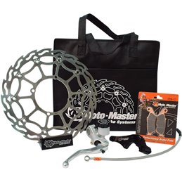 Kit trasformazione motard per YAMAHA WRF400 4-T 98-00, YZF400 4-T 98-99-1704-0284-Moto Master
