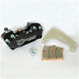 Kit pinza freno anteriore supermotard HUSQVARNA TX 300 (pinza Brembo) 17-1704-0369-Moto Master