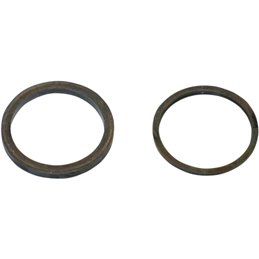 Rear brake caliper piston oring oil seal KAWASAKI KLX650R 96