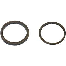"""Paraolio oring del pistone pinza freno posteriore KAWASAKI KX80N/T """"Big Wheel"""" 88-94-1702-0234-K&S"""